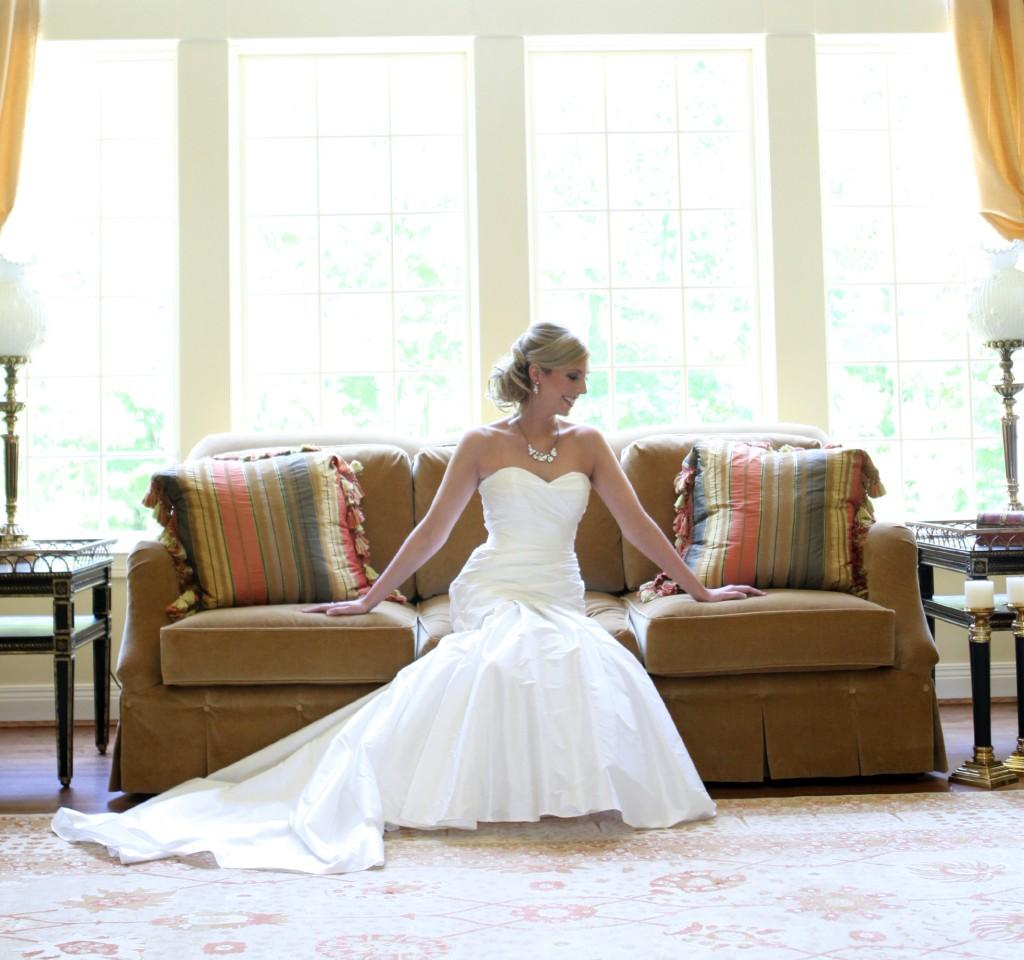 Cincinnati Wedding Planner, Gorgeous Bridal Gown