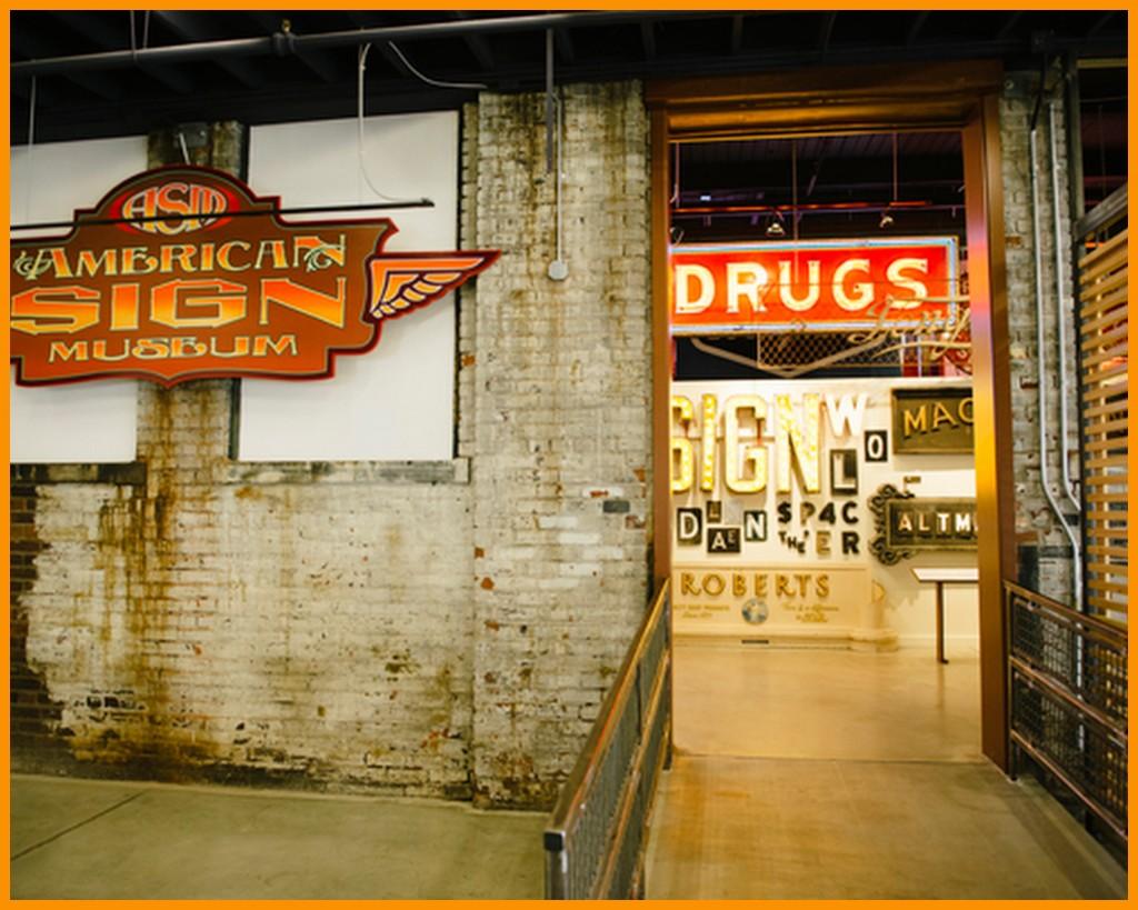 Dora Manuel | Cincinnati Corporate Event Planner | Sign Museum