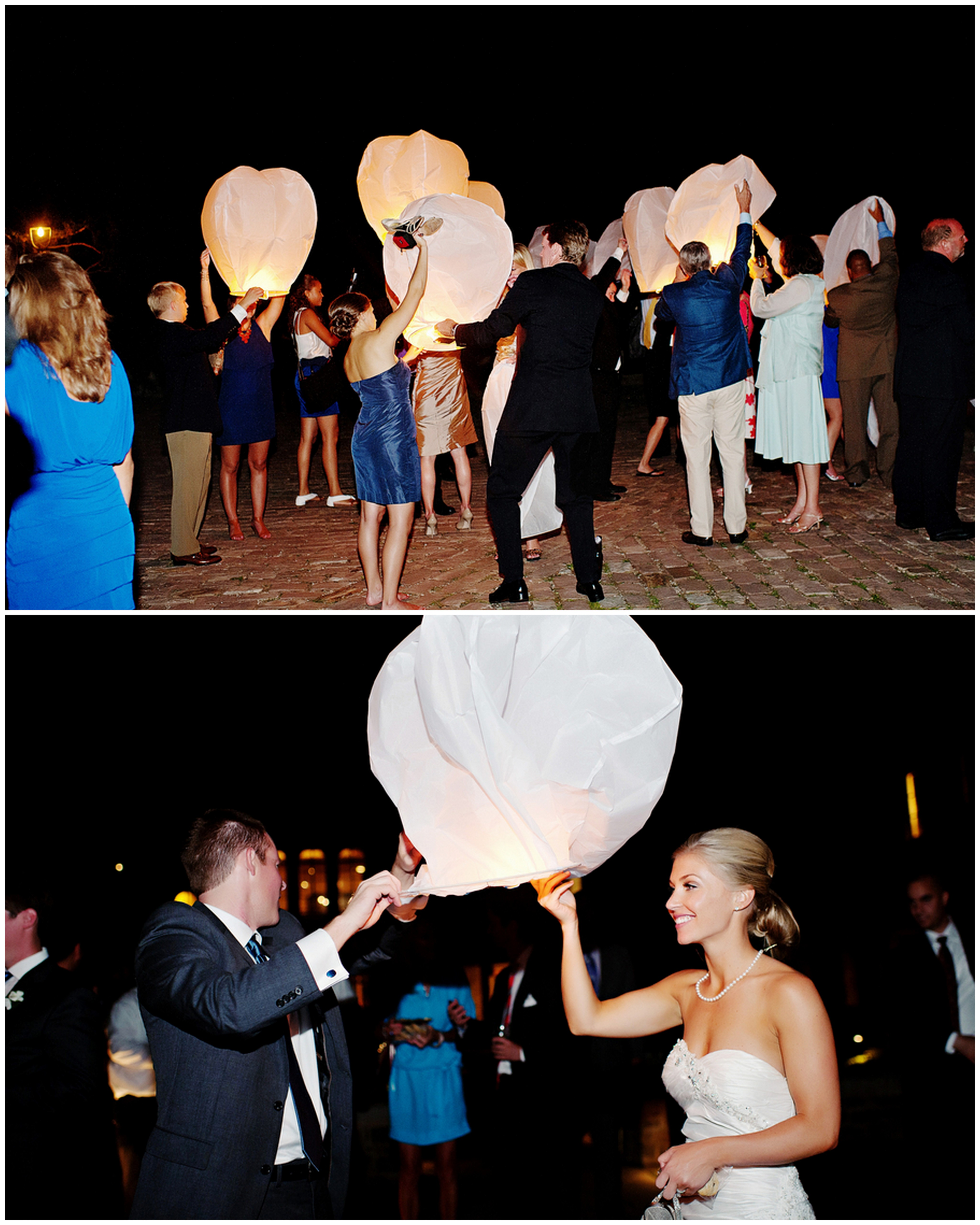 wish lanterns wedding   wish lanterns   Dora Manuel   viva bella events   Cincinnati wedding Planner