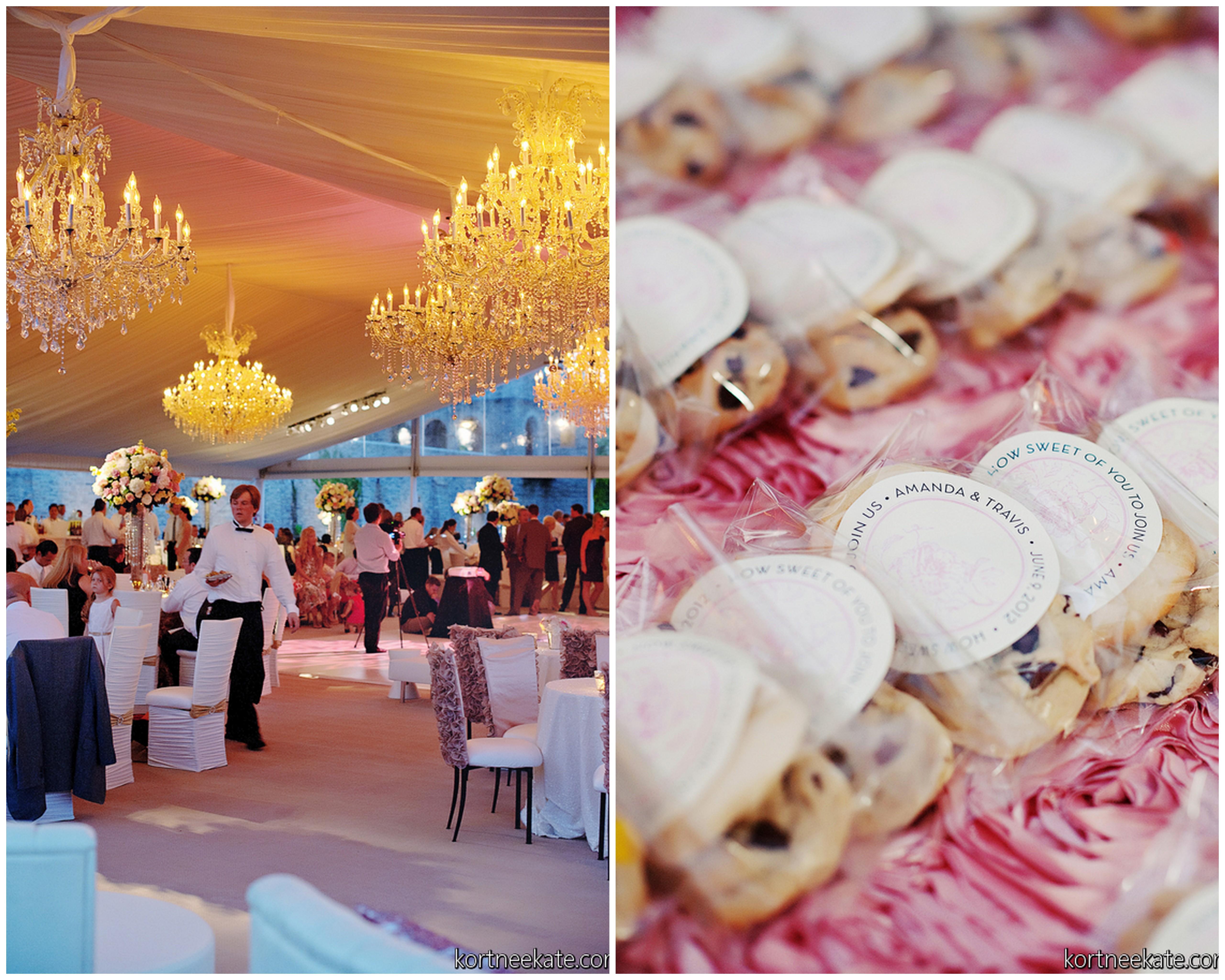 Glamorous Sophistication At Greenacres In Inside Weddings Viva
