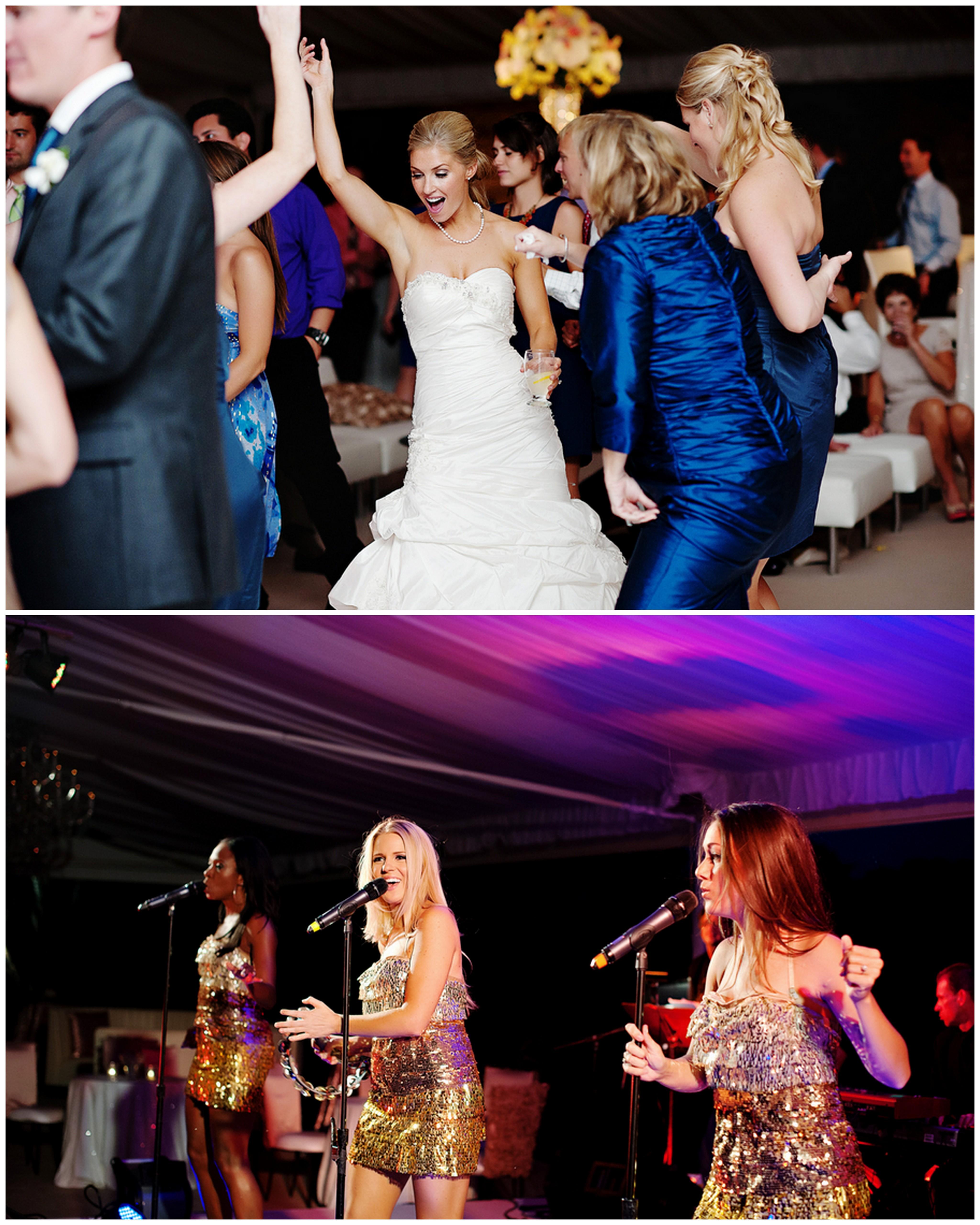viva bella events   Dora Manuel   Cincinnati Wedding Planner   dancing   wedding band
