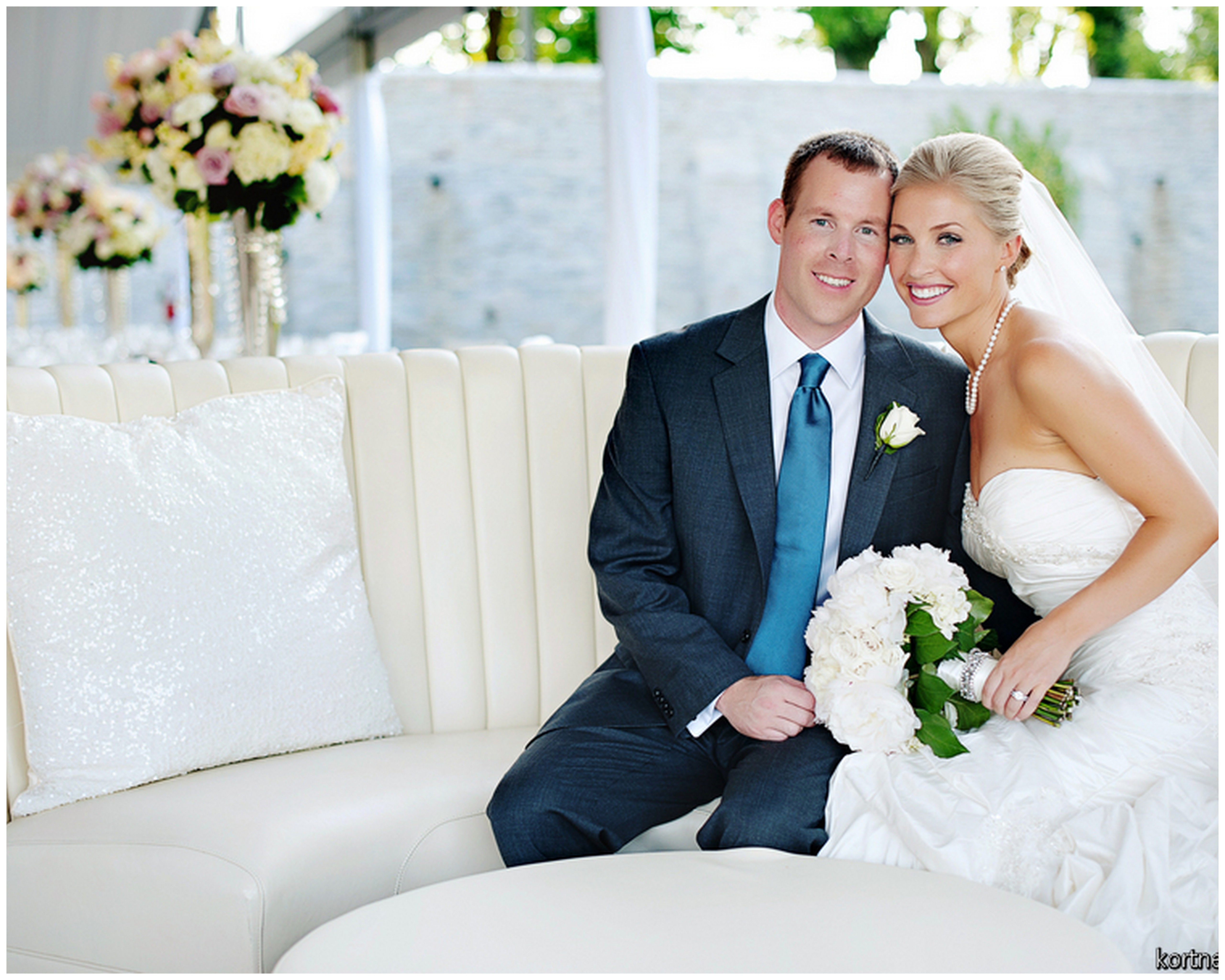 Dora Manuel   viva bella events   Cincinnati Wedding Planner   white wedding