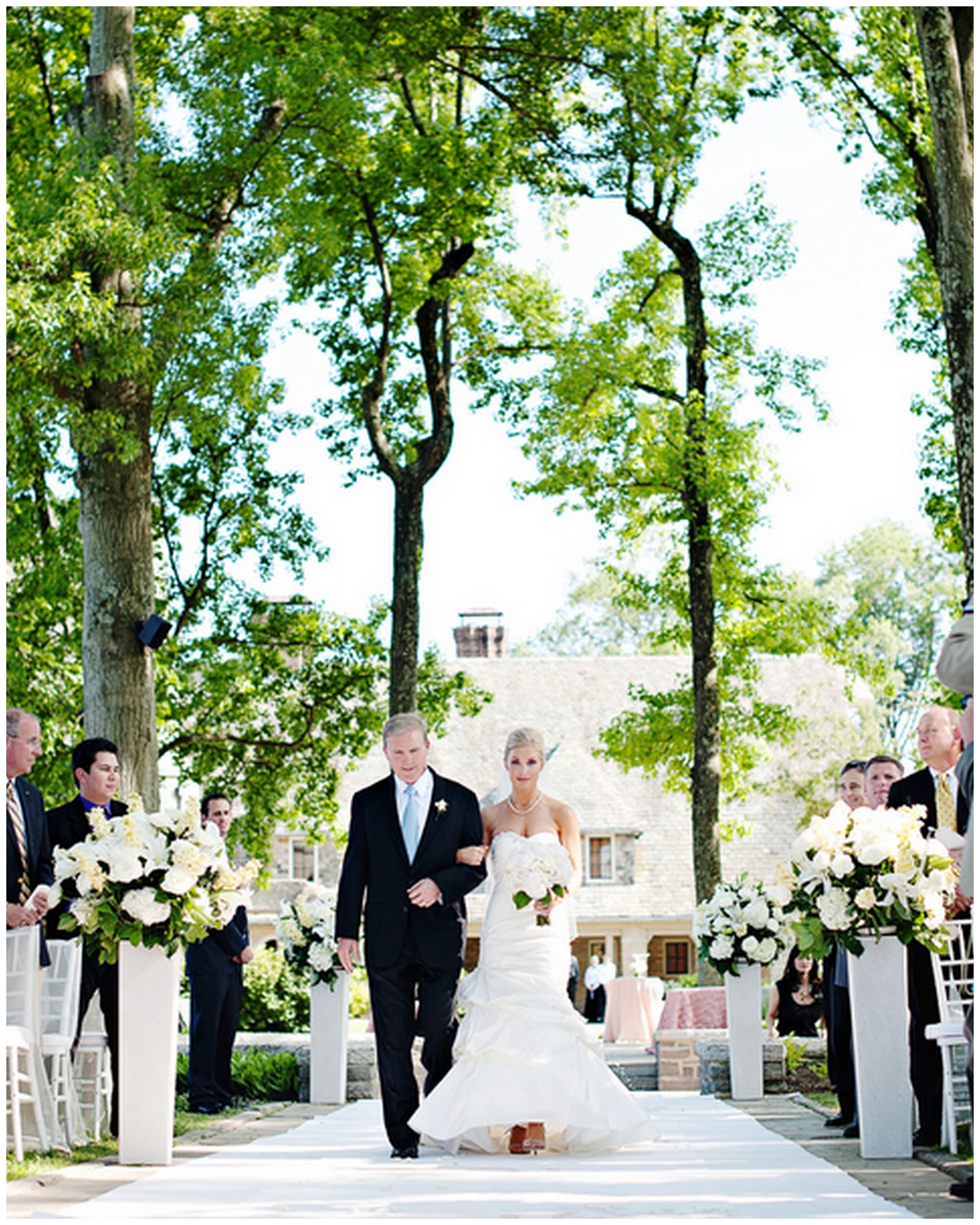 Glamorous Sophistication At Greenacresin Inside Weddings Viva