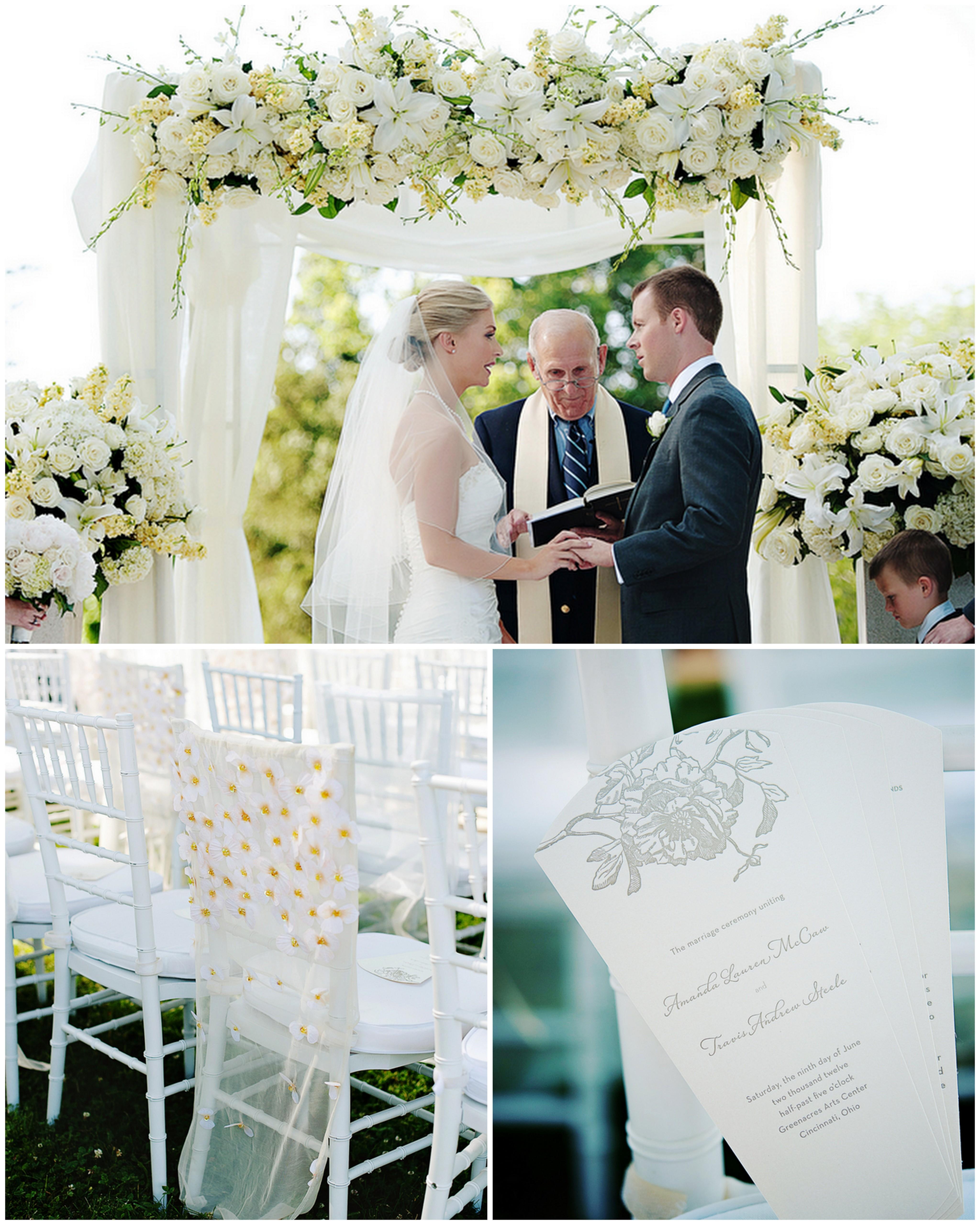 Glamorous Sophistication at Greenacres...in Inside Weddings! Viva ...
