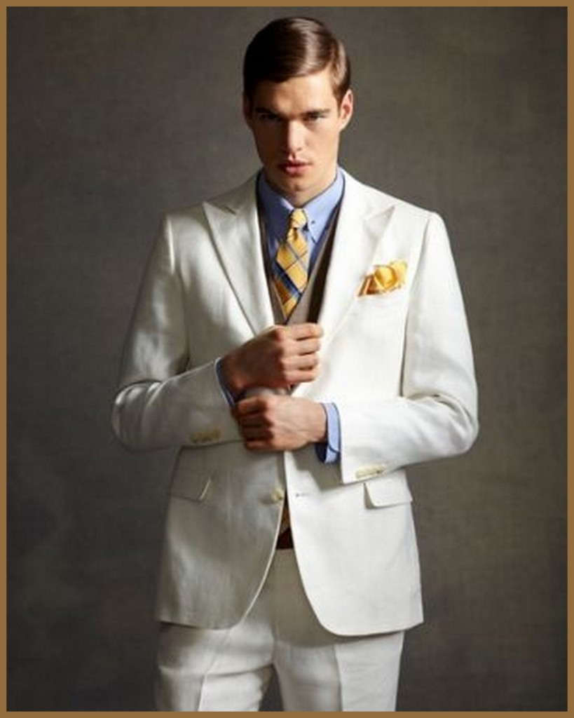 Cincinnati Wedding Planner | viva bella events | Brooks Brothers suit | Great Gatsby