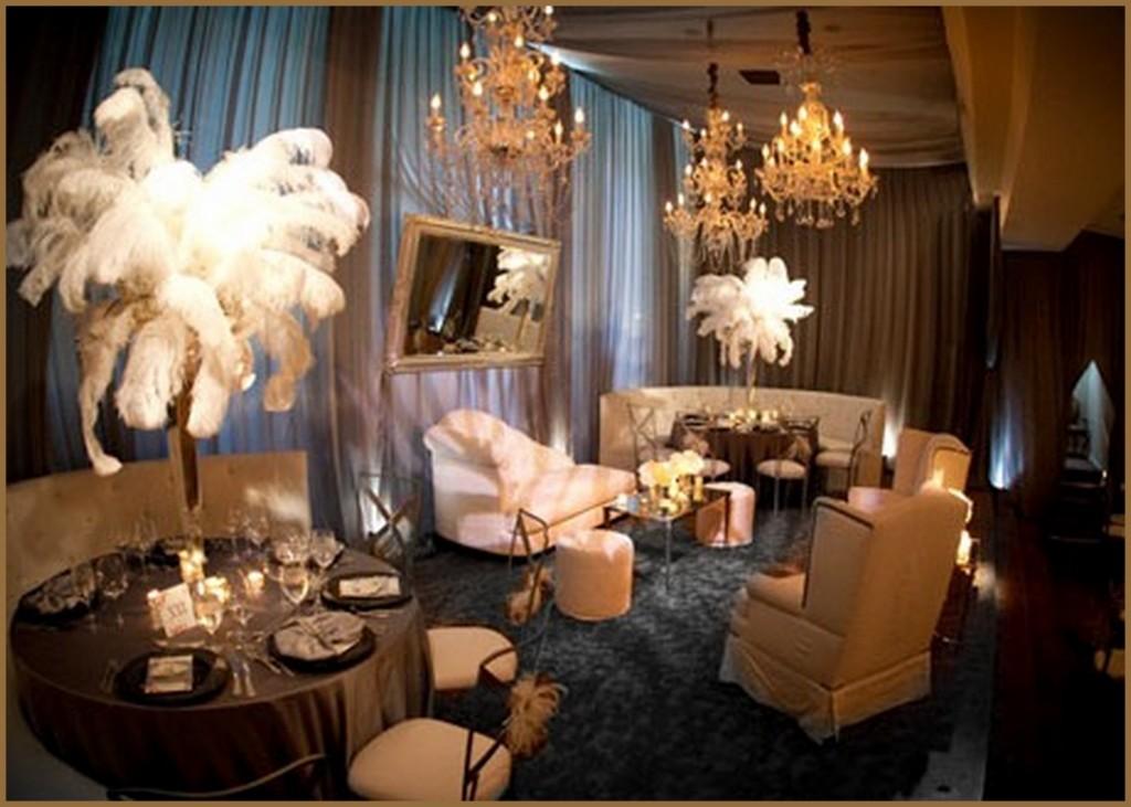 the great gatsby viva bella events cincinnati wedding and event planning. Black Bedroom Furniture Sets. Home Design Ideas