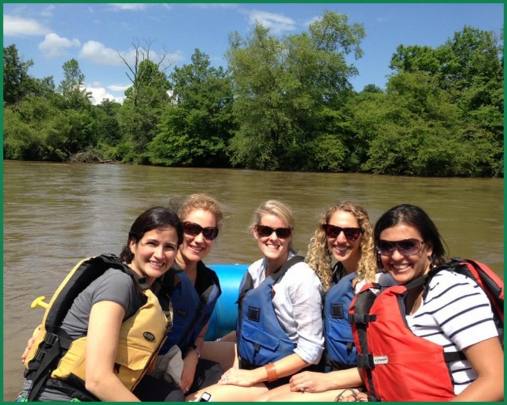 engage13 | viva bella events | river rafting
